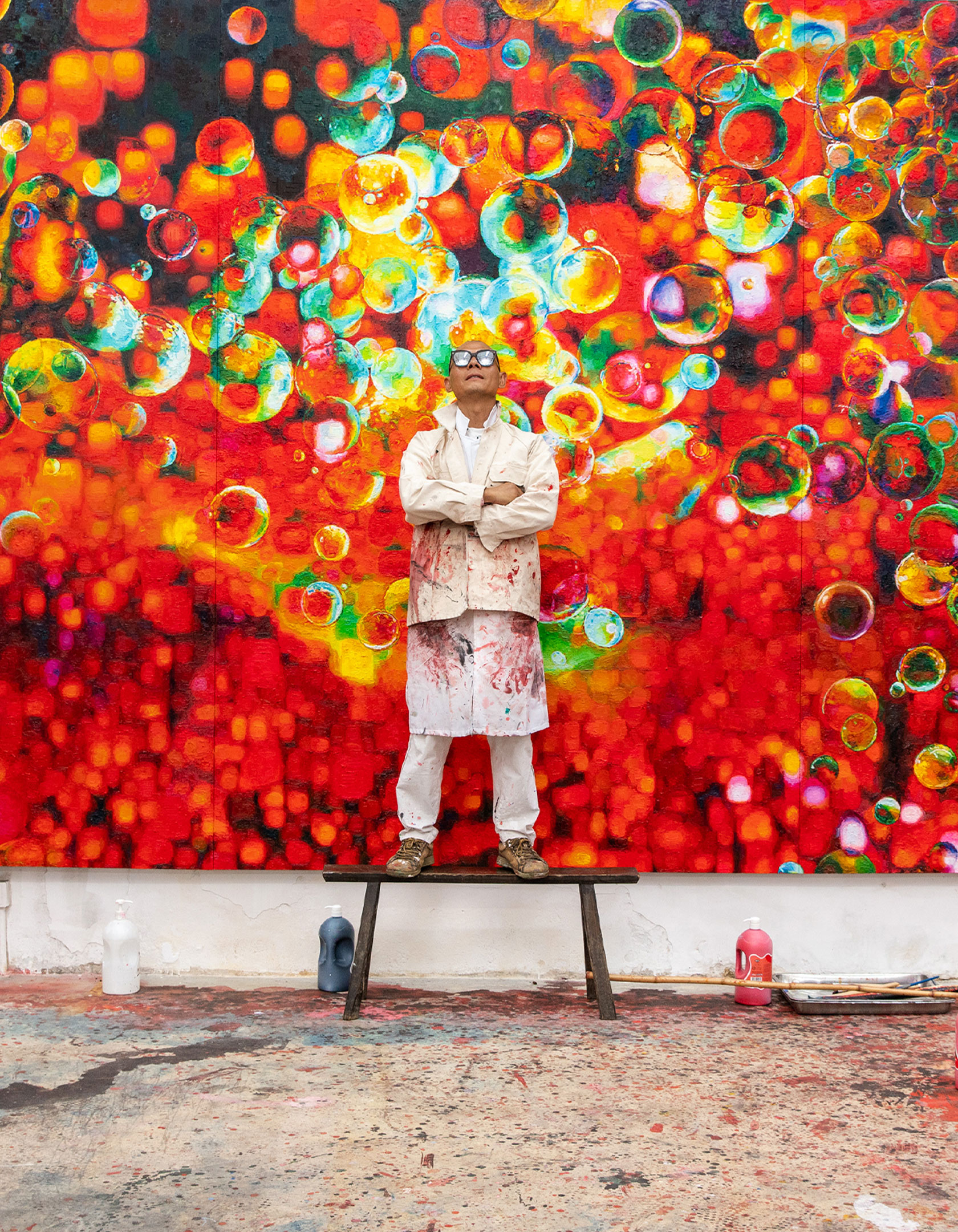 CELEBRATE CHINESE NEW YEAR WITH ZHANG HUAN