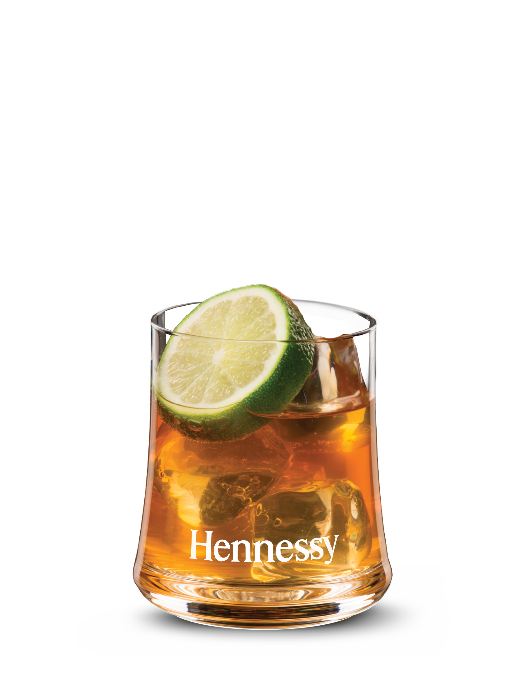 NBA cocktail, the Hennessy Jumpshot Ginger, featuring Hennessy cognac