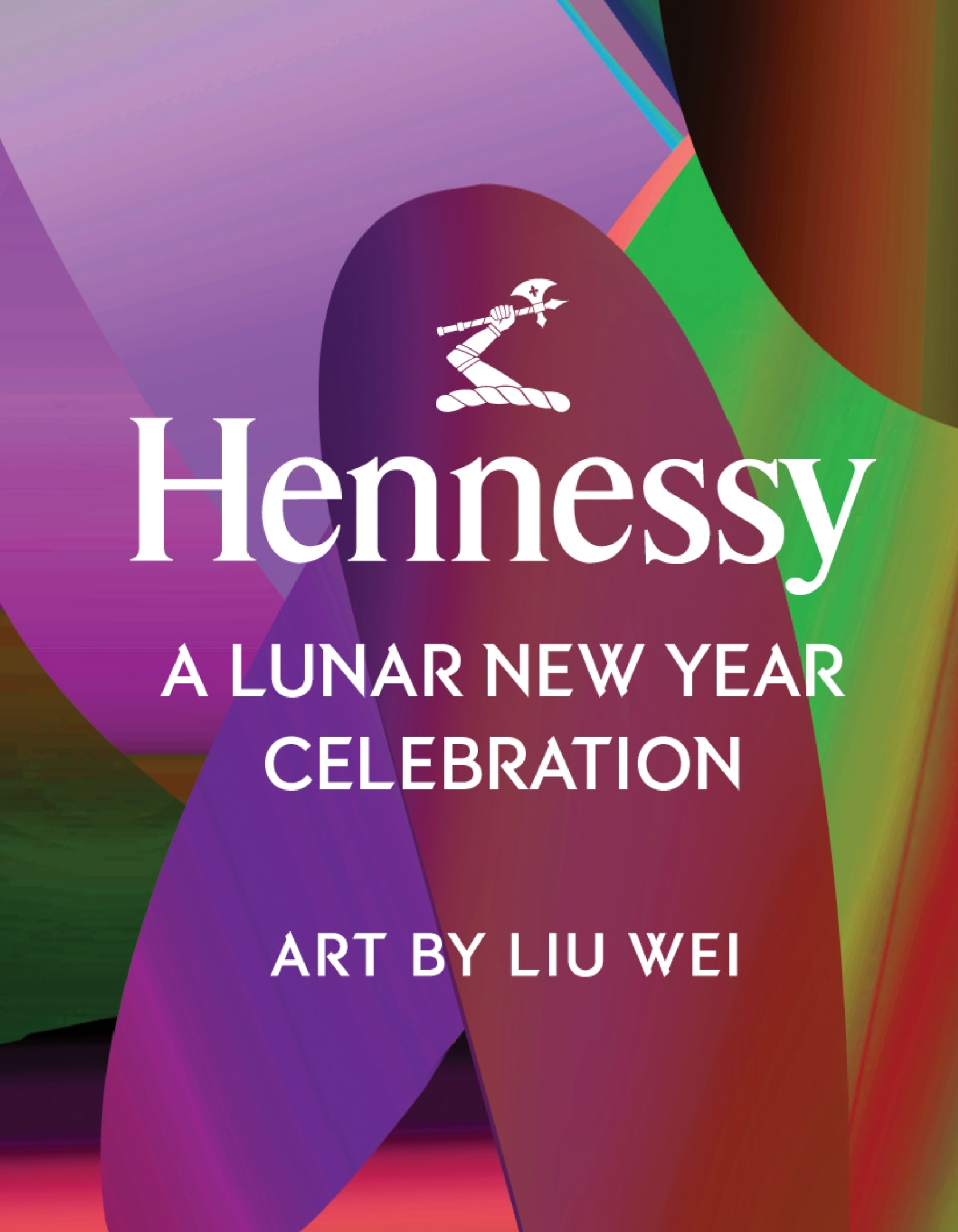 Hennessy X.O cognac celebrates Lunar New Year, the year of the OX.